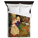 Babes In The Wood Queen Duvet