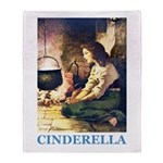 Cinderella Throw Blanket