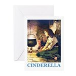 Cinderella Greeting Cards (Pk of 10)