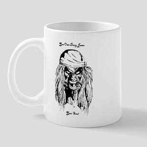 Davy Jones Locker Mug