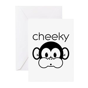 Cheeky greeting cards cafepress m4hsunfo