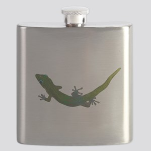 Day Gecko Flask