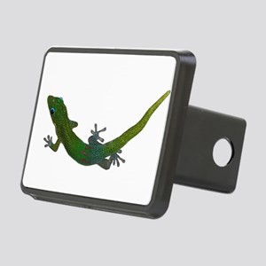 Day Gecko Rectangular Hitch Cover