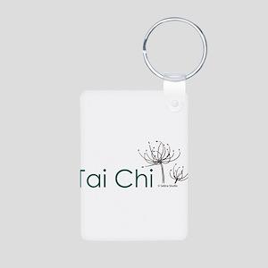 """Tai Chi Growth 3"" Aluminum Photo Keychain"
