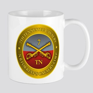 7th Tennessee Cavalry Mug