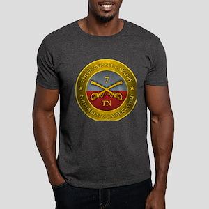 7th Tennessee Cavalry Dark T-Shirt