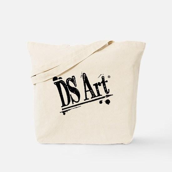 DS Art logo Tote Bag