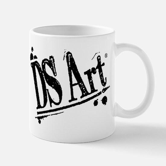 DS Art logo Mug