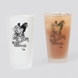 The Burroughs Bibliophiles Standard Logo Drinking