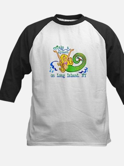 Make a Splash Kids Baseball Jersey