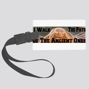 Path of the Ancient Ones Large Luggage Tag