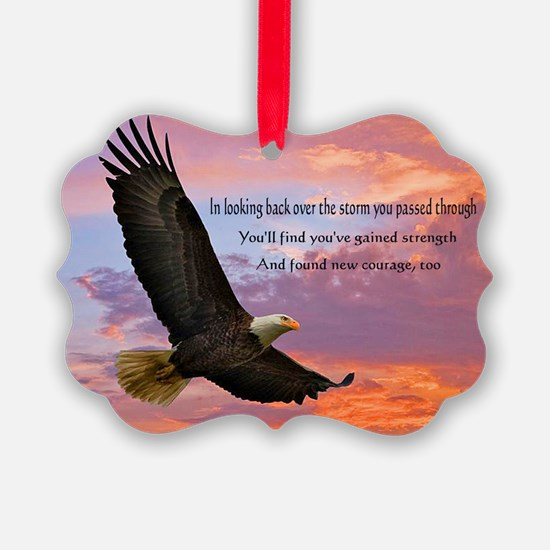 Wings Of Prayer Ornament