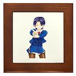 tanaka02 Framed Tile