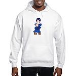 tanaka02 Hooded Sweatshirt