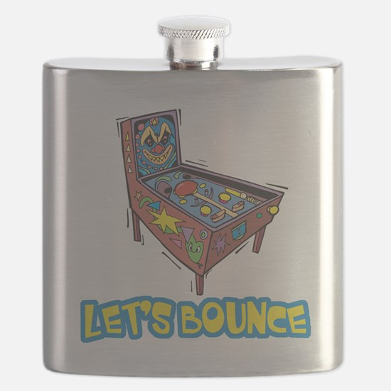 Lets Bounce Ping Pong Table Tennis.png Flask