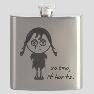 so emo girl Flask