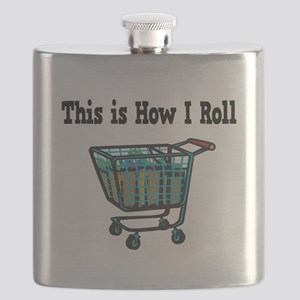How I Roll Shopping Cart Flask