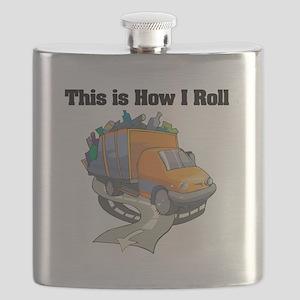3-garbage truck Flask