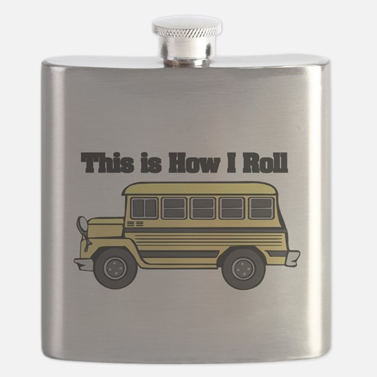 short yellow bus.png Flask