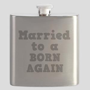 BORN AGAIN Flask