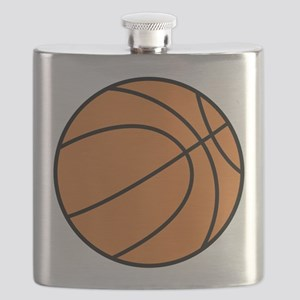 basketball belly Flask