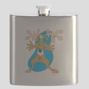 funny moose copy Flask