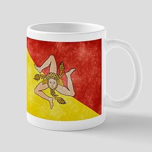 Sicily Flag Mug