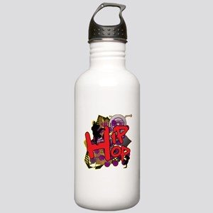 HIP HOP YO! Stainless Water Bottle 1.0L