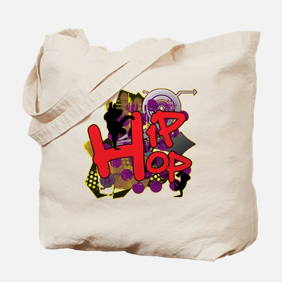 HIP HOP YO! Tote Bag