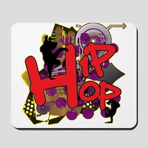 HIP HOP YO Mousepad