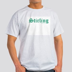 Stirling - Ash Grey T-Shirt