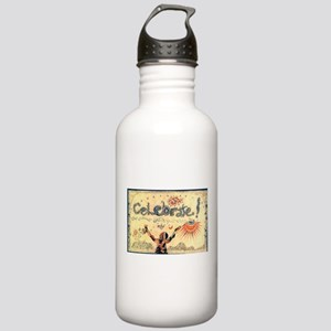Celebrate! Stainless Water Bottle 1.0L