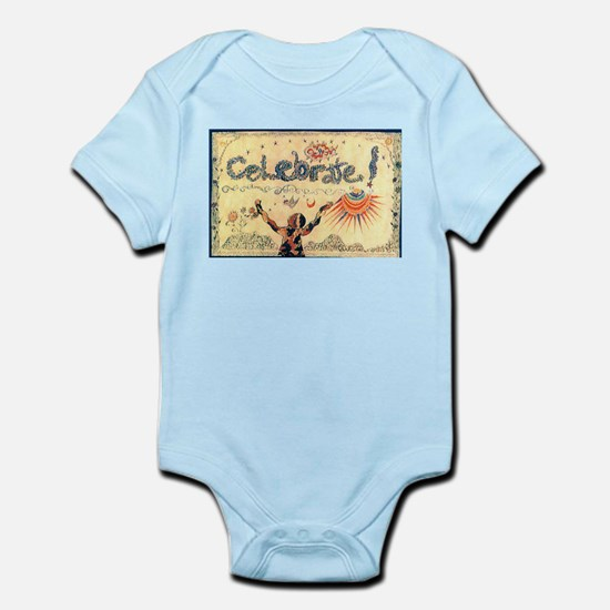 Celebrate! Infant Bodysuit