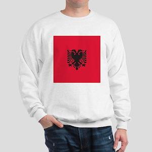 Albania Flag Sweatshirt