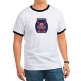 American red cross Ringer T