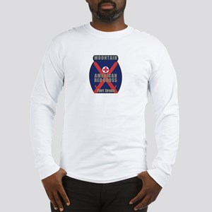 American Red Cross (ARC) Long Sleeve T-Shirt