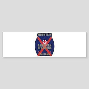 American Red Cross (ARC) Sticker (Bumper)