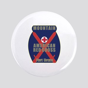 """American Red Cross (ARC) 3.5"""" Button (100 pack)"""