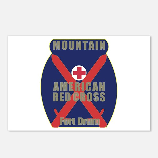 American Red Cross (ARC) Postcards (Package of 8)