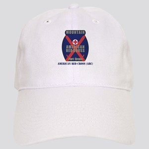 American Red Cross (ARC) with Text Cap