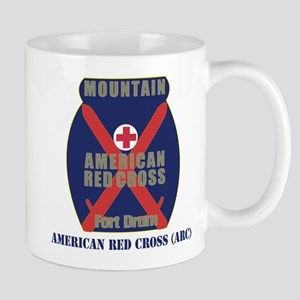 American Red Cross (ARC) with Text Mug