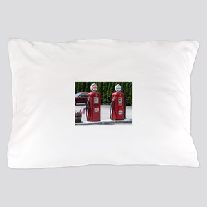 OLD GLORY GAS PUMPS™ Pillow Case