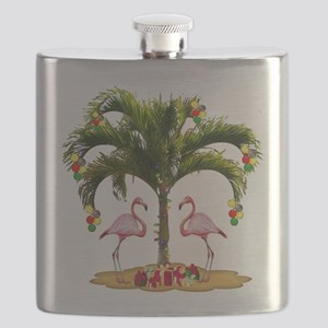 Tropical Holiday Flask