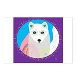 whitefox Postcards (Package of 8)