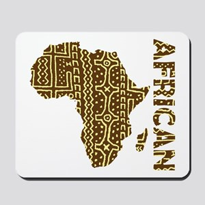 African Mousepad