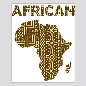 African Small Poster