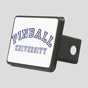 Pinball University Rectangular Hitch Cover