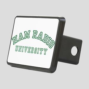 Ham Radio University Rectangular Hitch Cover