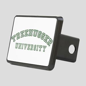 Treehugger University Rectangular Hitch Cover