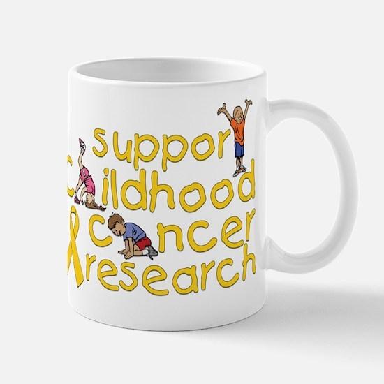 Support Childhood Cancer Research Mug